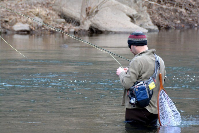 Method of Fishing