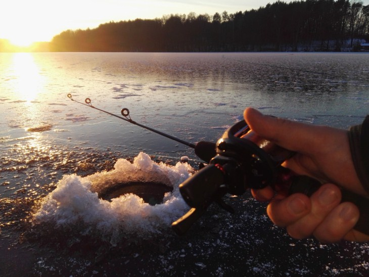 What Entails Ice Fishing
