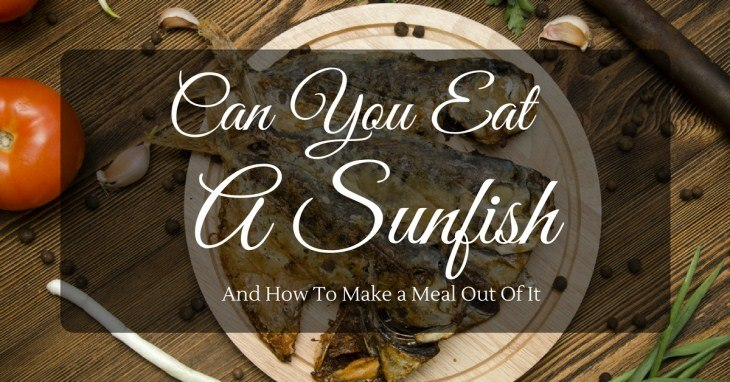 Can You Eat A Sunfish