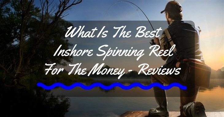 best inshore spinning reel reviews