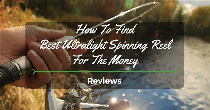 best ultralight spinning reel money reviews
