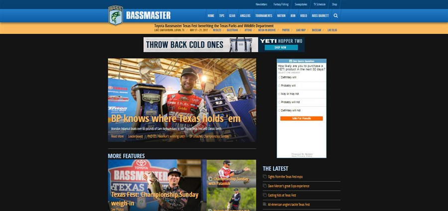 Top 70 Fishing Blogs Every Angler Should Follow Right Now