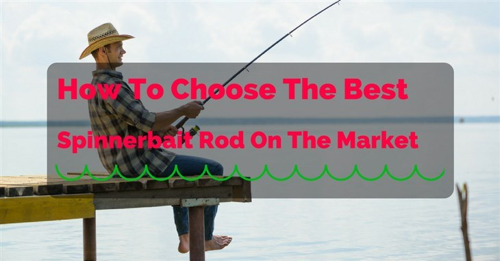 best spinnerbait rod reviews