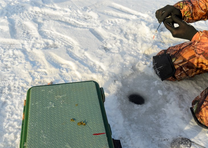 Difference Between Ice Fishing And Other Fishing Gloves