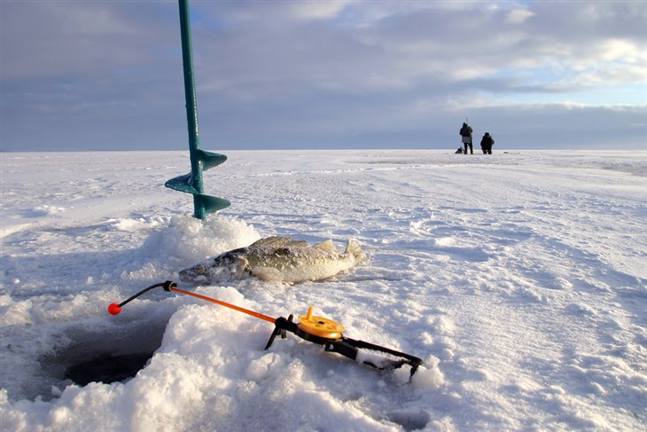 How Do Ice Fishing Rods Differ From Other Fishing Rods