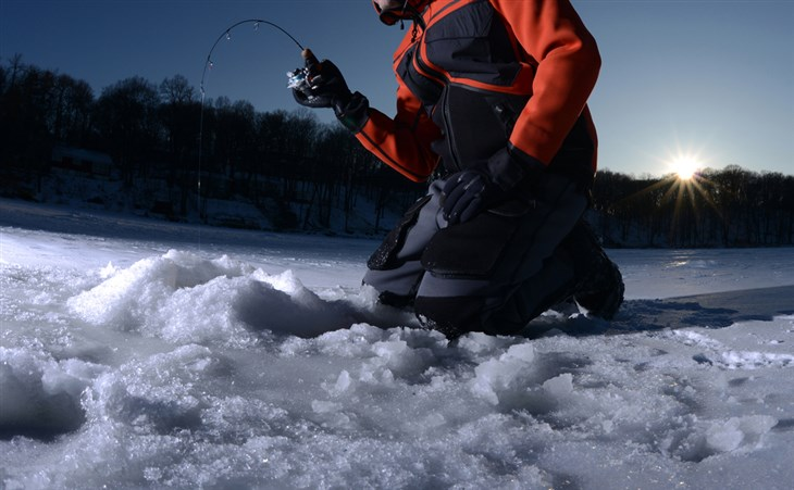 What's Unique About Ice Fishing