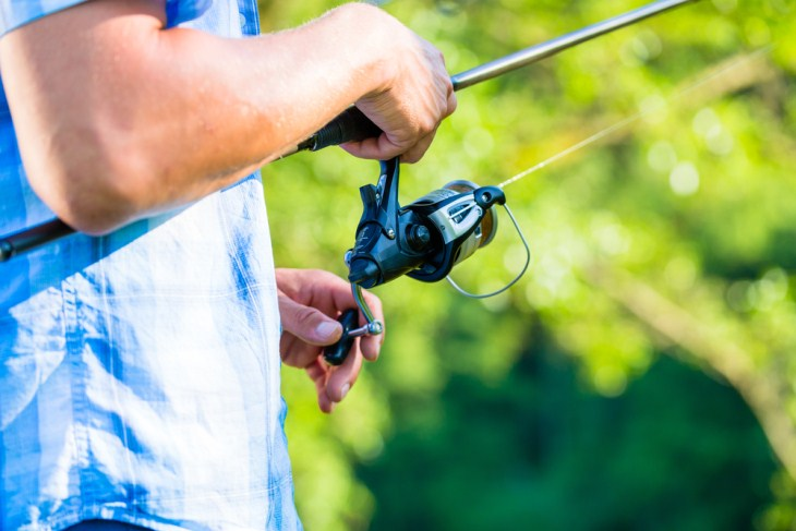 What is a Spincast Reel
