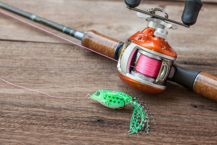 The Drag System of baitcasting reel