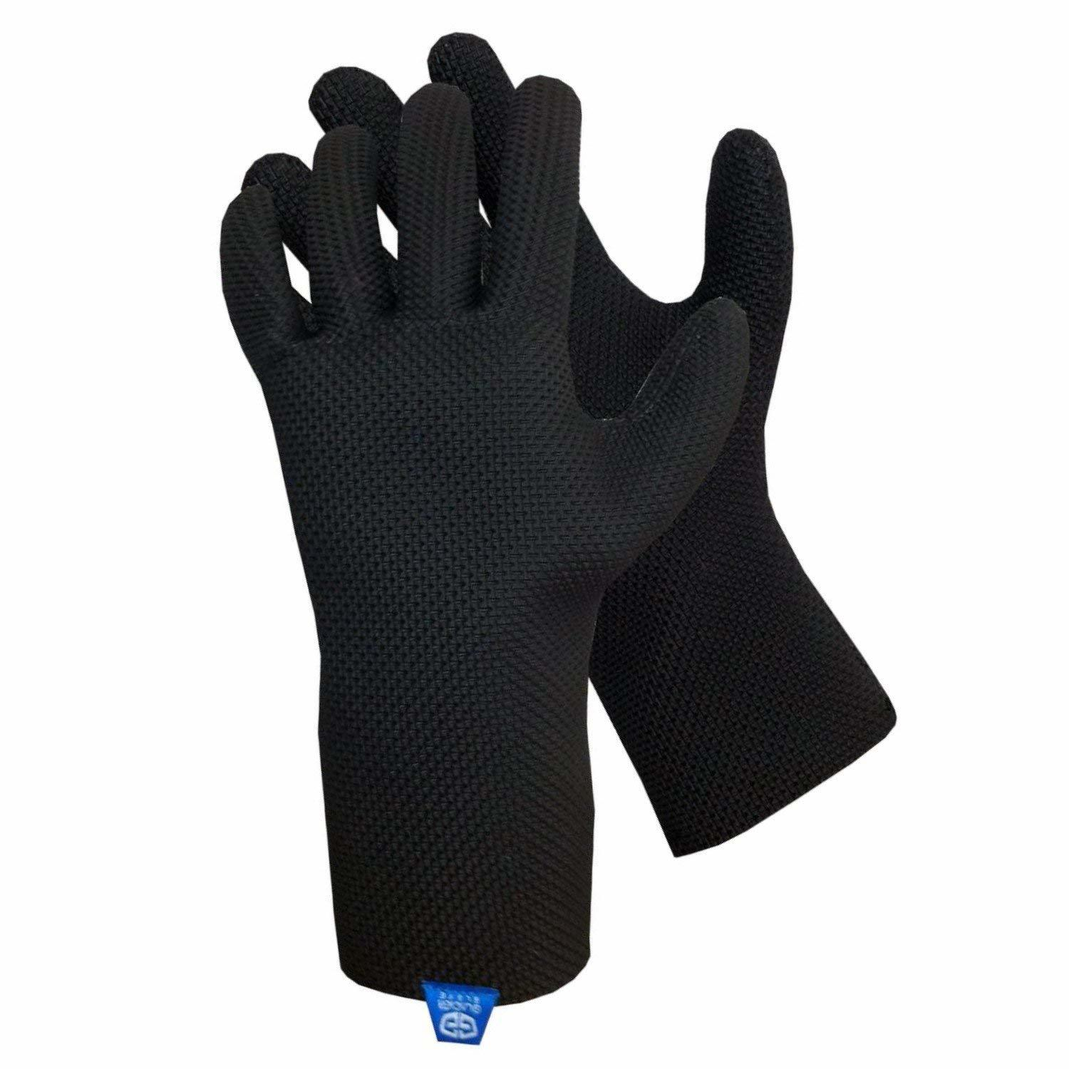 best ice fishing gloves glacier ice bay