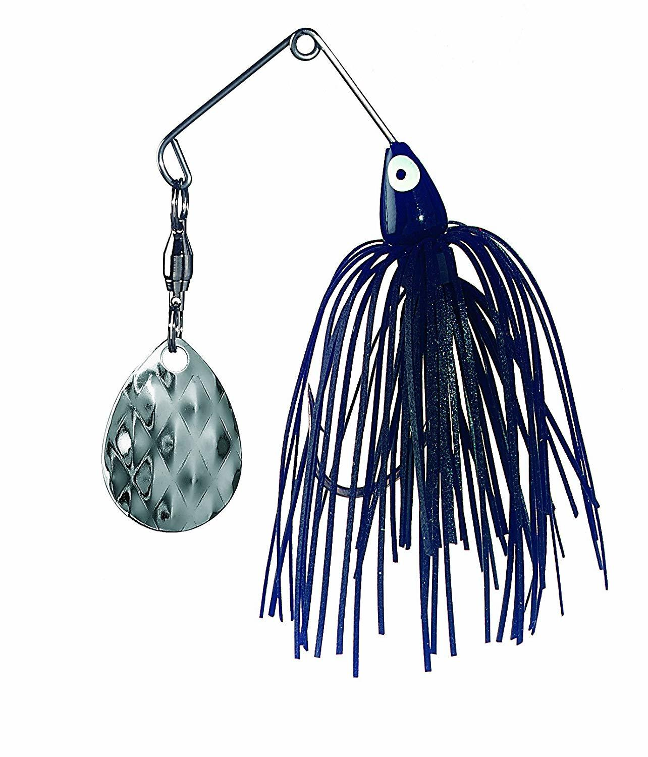 best spinnerbait reviews mini king spinnerbait